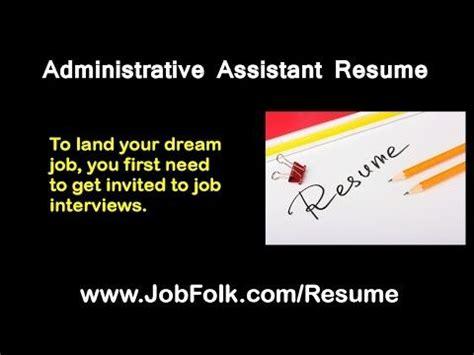 Administrative Assistant Resume Example Job Description